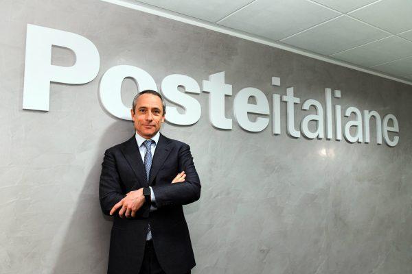 Poste Italiane AD Matteo Del Fante