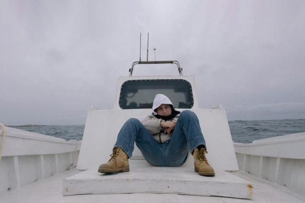 Una foto di scena di Fuocoammare di Gianfranco Rosi, unico film italiano in corsa in questa 66/ma edizione del Festival di Berlino, 13 febbraio 2016. Il documentario, girato dal regista durante tutto un anno nell'isola di Lampedusa, racconta la realt‡ degli isolani anche rispetto al fenomeno dell'immigrazione. ANSA/ UFFICIO STAMPA +++ ANSA PROVIDES ACCESS TO THIS HANDOUT PHOTO TO BE USED SOLELY TO ILLUSTRATE NEWS REPORTING OR COMMENTARY ON THE FACTS OR EVENTS DEPICTED IN THIS IMAGE; NO ARCHIVING; NO LICENSING +++