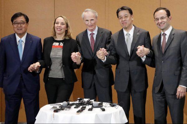 Renault, Nissan, Mitsubishi alleanza auto