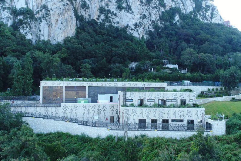 Stazione elettrica Terna a Capri - 2