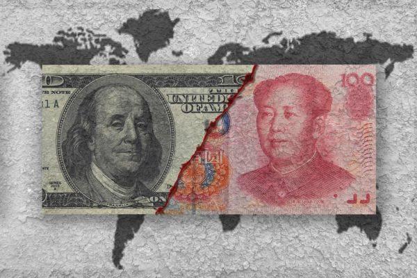 Usa Cina guerra dei cambi