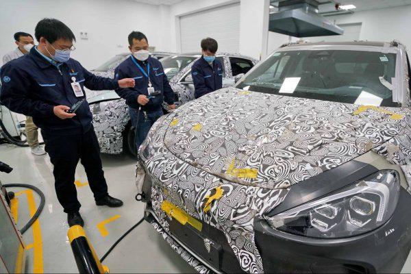 coronavirus auto automotive