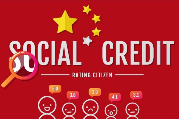 credito sociale cina