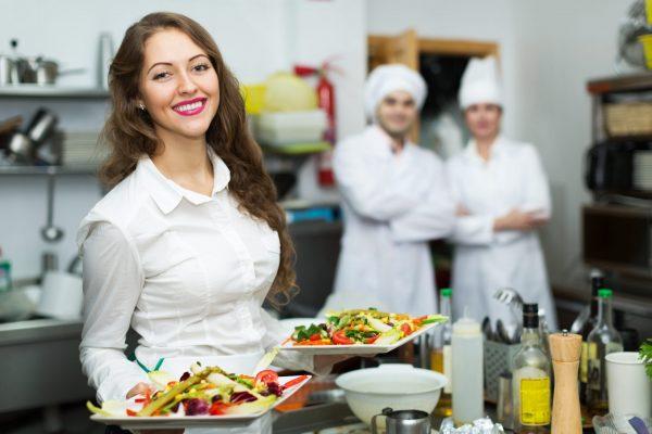 cuoco cameriere ristorazione
