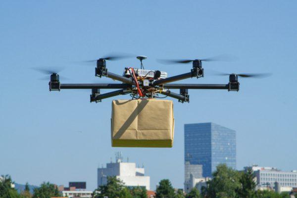 droni drone consegne