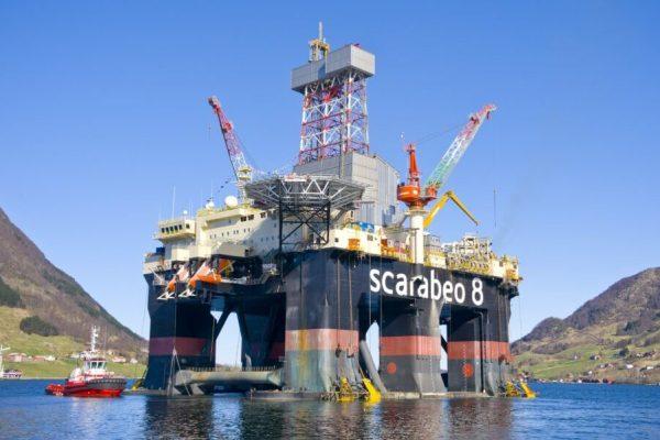 eni petrolio gas mare del nord