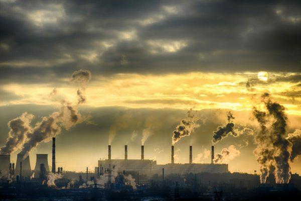 gas serra clima industria CO2 ambiente temperature