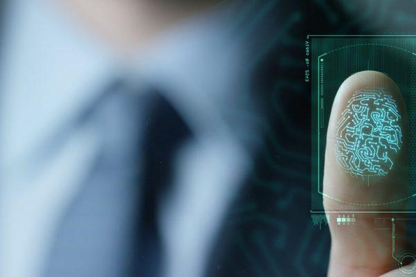 impronta digitale scanner