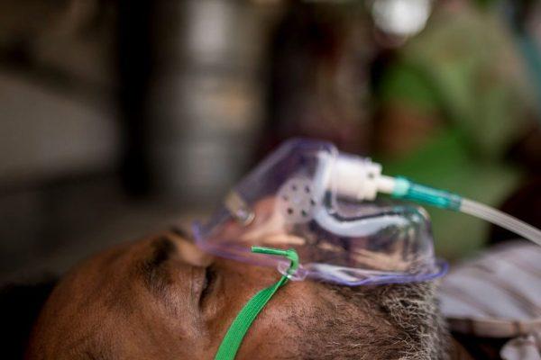 Covid india ossigeno