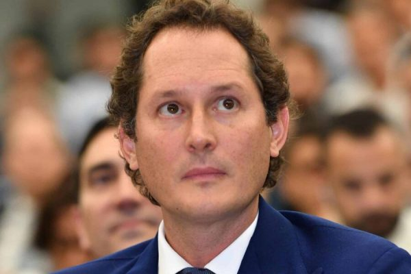 President of Fiat Chrysler Automobiles (FCA), John Elkann, attendas an eventl at the Bocconi University in Milan, 27 May 2019. ANSA/DANIEL DAL ZENNARO