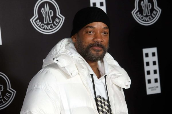 American actor Will Smith poses before the fashion show by Moncler during the Milan Fashion Week, in Milan, Italy, 19 February 2020. The Fall-Winter 20/21 Women's collections are presented at the Milano Moda Donna from 18 to 24 February 2020. ANSA / MATTEO BAZZI