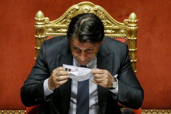 conte senato