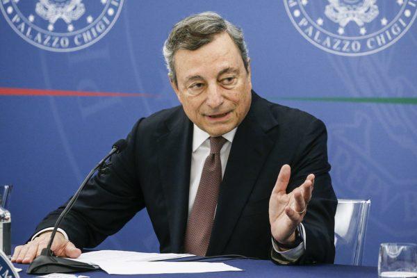 Draghi Covid obbligo