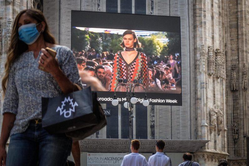 moda lusso social fashion