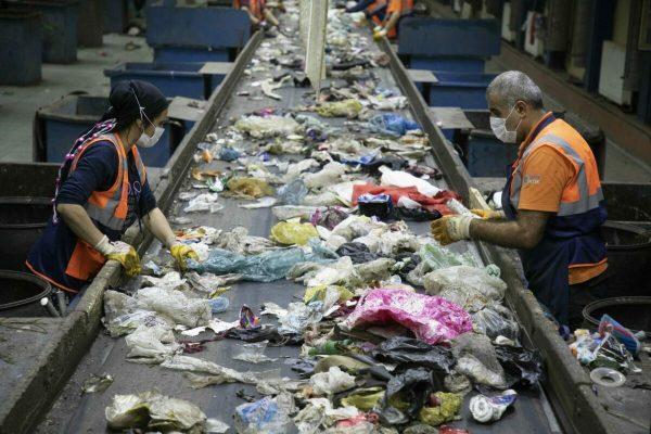plastica monouso riciclo rifiuti riciclo