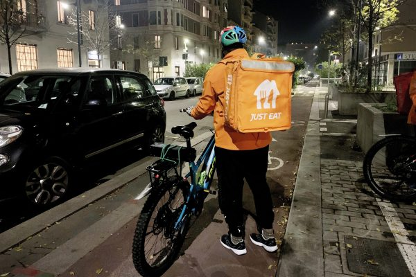rider food delivery