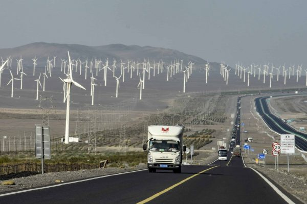energia eolico cina turbine rinnovabili coronavirus