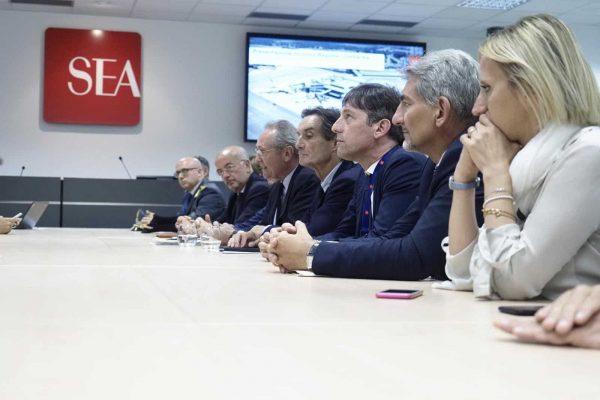 Aeroporti: Fontana, sosterremo lo scalo di Malpensa.