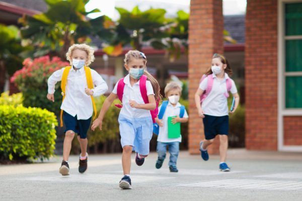 salute scuola bambini