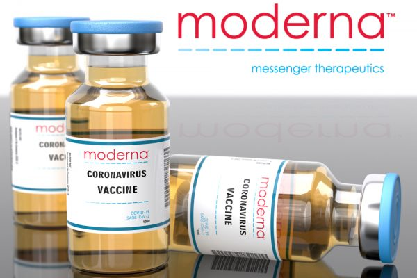 vaccini Moderna