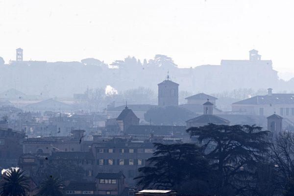 smog mobilità sostenibile inquinamento coronavirus