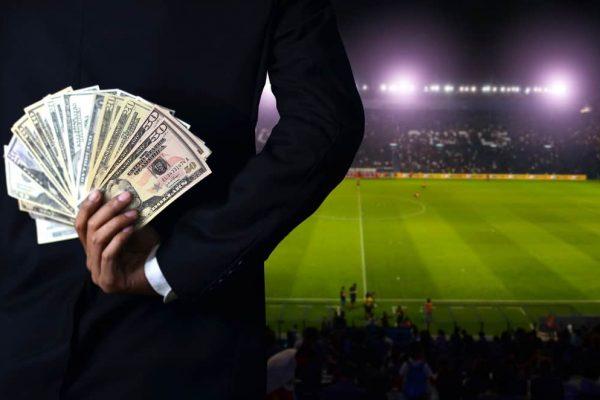 sport stadio cashless