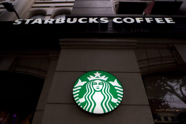 January 5, 2020, Kolkata, India: Starbucks Coffee shop seen at Park street area of Kolkata. (Credit Image: © Avishek Das/SOPA Images via ZUMA Wire)